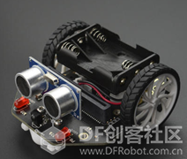 DFRobot创客作品推荐:预防近视麦昆陪读机器人——学习好助手,娱乐好伙伴