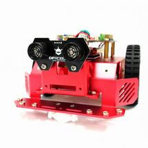 Arduino创客作品推荐:D1探索者小车——具有学习能力的开关