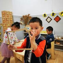 Arduino创客作品推荐:laserblock在幼儿园