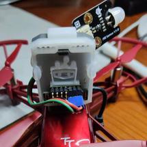 创客主题人工智能:空地联防机器人系统:第三课 TT拓展模块通过中断程序实现人体红外传感器的动态感知