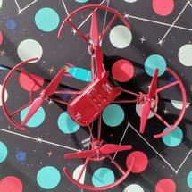 创客主题无人机:无人机播种——小小花农