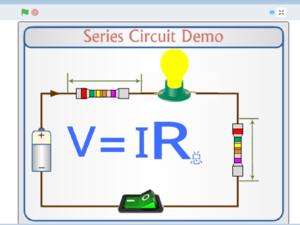 串联电路模型