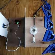 科学实验探究创新大赛创客大赛:#科学实验探究#光与热关系实验演示仪