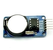 Arduino创客教程推荐:DS1302时钟模块mind+测试版教程(DF官方提供测试)