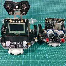 麦昆机器人创客作品推荐:麦昆PLUS开箱记,PLUS,不止于大