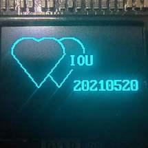 Arduino创客作品推荐:【PinPong】520的心心相印,居然有bug!!!