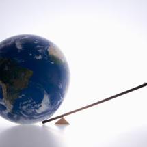 Mind+创客作品推荐:给我一个支点,我就能撬起整个地球!