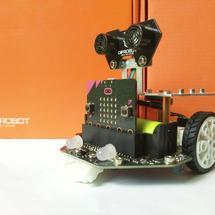 麦昆机器人创客作品推荐:大麦试用|麦昆plus开箱测评(一)