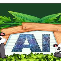 """创客主题人工智能:大熊猫保护""""网"""""""