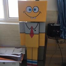 智能语音导航机器人