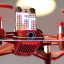 创客主题人工智能:穿越半个地球去看你(二)——认识ROBOMASTER TT