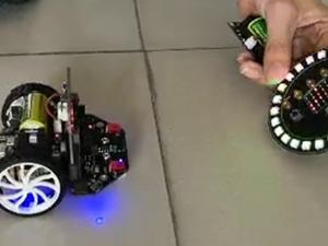 寓教于乐:教麦昆机器人学习颜色color