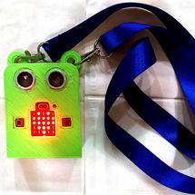 micro:bit全球青少年创意征集2021创客大赛:社交距离提醒器