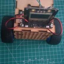 自动效准测物车