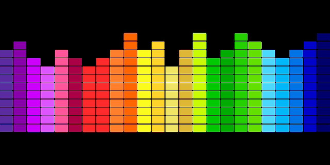 挑战三:音乐电平表