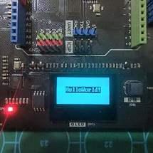 Arduino创客作品推荐:【PinPong】从绘制一条直线引发对PinPong运行机制及OLED屏使用的思考