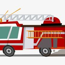 micro:bit创客作品推荐:智能消防车