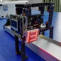 DF冬季AI挑战赛创客大赛:二哈千里追踪测速仪