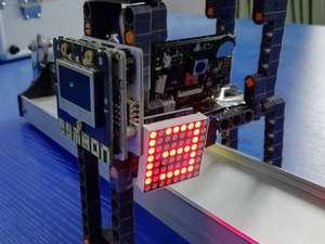 二哈千里追踪测速仪