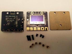 N+掌控板电池盒V1.0体验