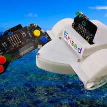 micro:bit创客作品推荐:海洋水质监测船