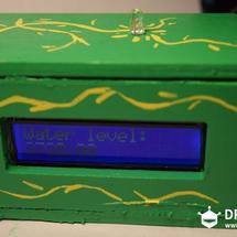 物联网植物土壤湿度通知器