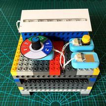 创客主题科学探究:挑战二+调色器