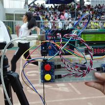 Arduino创客作品推荐:基于Arduino的运动会光电感应计时器