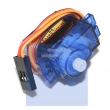 创客主题物联网:9克报费舵机改制成直流减速电机