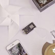 DFRobot创客教程推荐:【应用教程】七夕-I'm with you 物联网装置