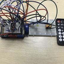 Arduino创客作品推荐:DF100入门套件综合实验