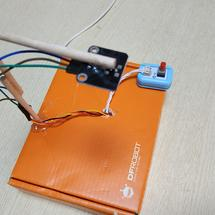 micro:bit创客作品推荐:密码台灯