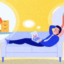 将懒进行到底创客大赛:#创意#懒人神器:自动风扇