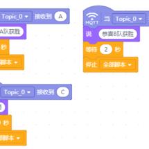 """2019年度精选创客大赛:此帖,让mind+不再""""单机"""""""