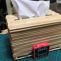 线上创客马拉松挑战赛创客大赛:多功能纸巾盒#线上创客马拉松#