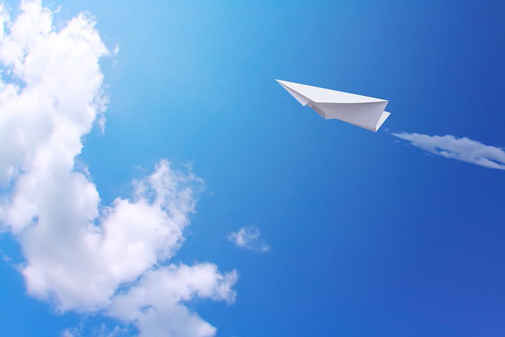复刻经典、致敬情怀---纸飞机