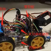 DF冬季AI挑战赛创客大赛:智能配送车-无人驾驶人脸识别