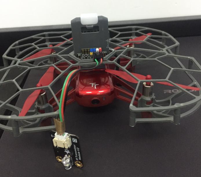 第四节:RobomasterTT红外侦查机器人