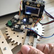 DFRobot-Makelog造物记精选项目推荐喝水提醒器