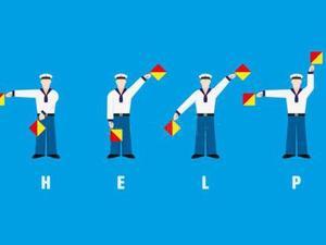 旗语——一个基于汉字区位码的手势加密系统