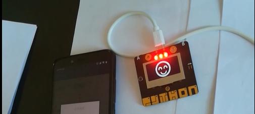 """""""掌控板""""智能语音机器人"""