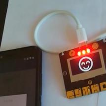 """创客主题人工智能:""""掌控板""""智能语音机器人"""