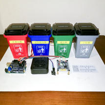 Arduino创客作品推荐:垃圾分类小达人