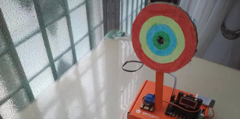 激光打靶——享受射击的乐趣