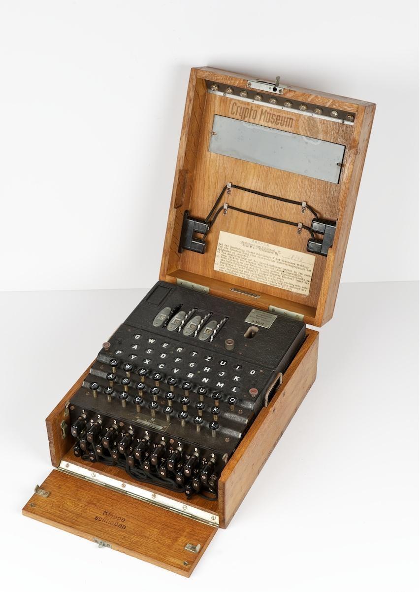 恩尼格玛密码机