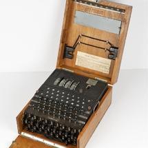 Arduino创客作品推荐:恩尼格玛密码机