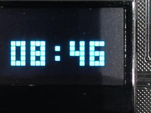 【PinPong Board】像素风格网络时钟