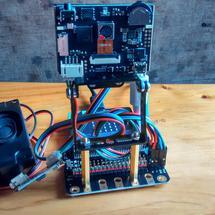 DF冬季AI挑战赛创客大赛:色盲辅助机