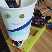 创客主题物联网:Arduino 摇头机器人