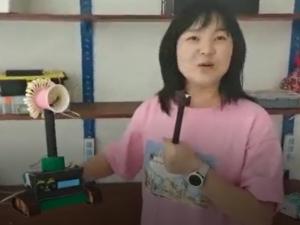 呼市中小学人工智能科创实践课程研发基础能力培训—优秀作品—好视力